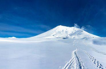 Mt Asahi Asahidake pano